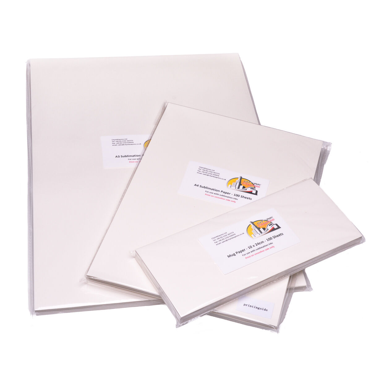 Dye Sublimation Paper for Epson L550 printer