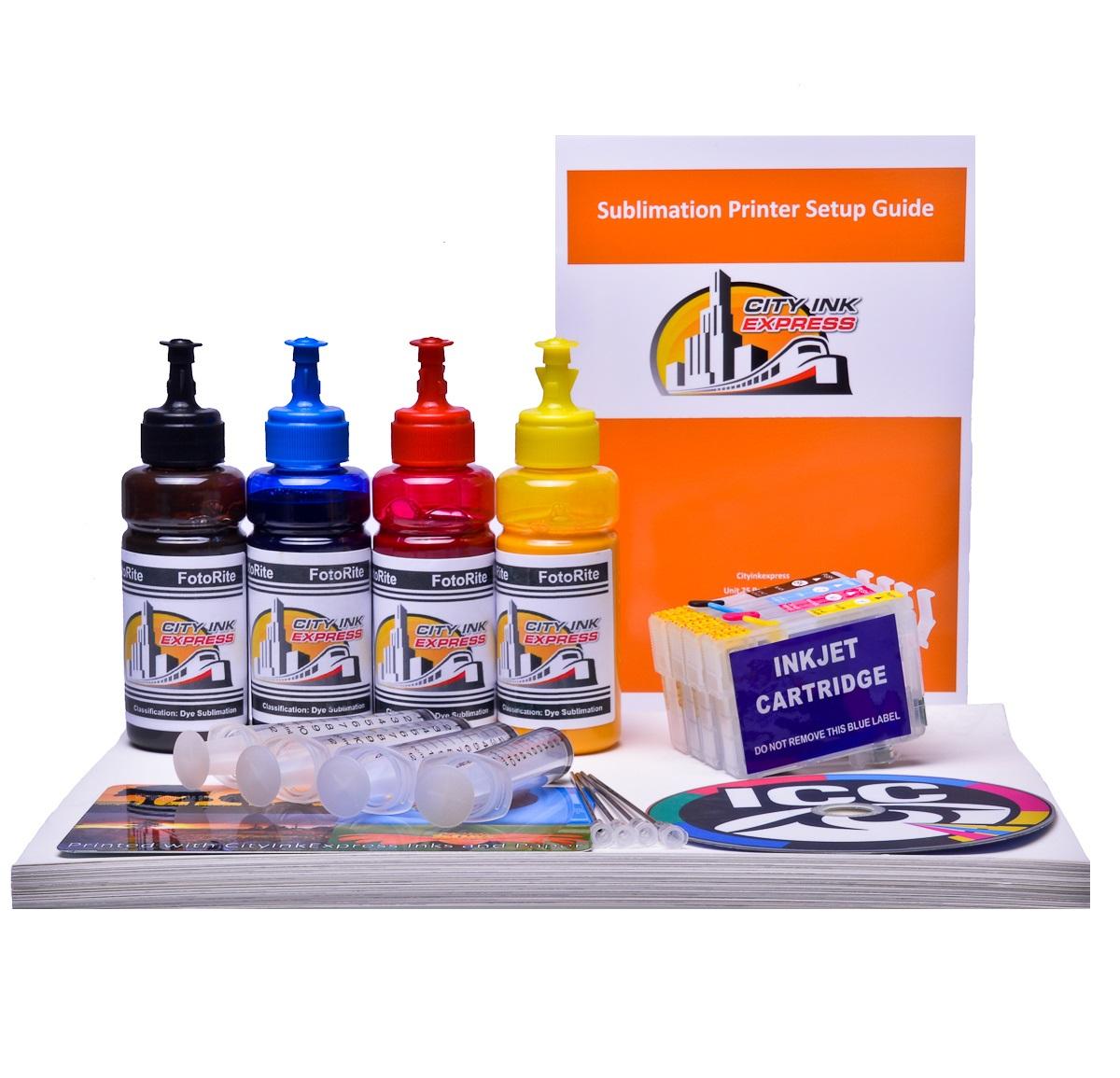 Software de diseño de impresión de sublimación sublirip Pro Para Impresoras De Tinta De Sublimación