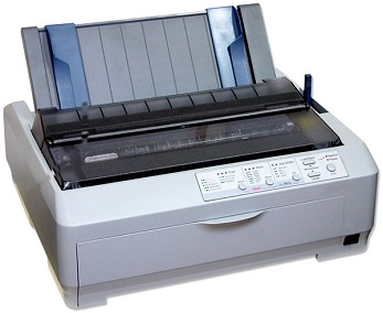 A Dot Matrix Printer