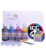 Refillable Sublimation ink cartridge - Epson WF-3010DW printer