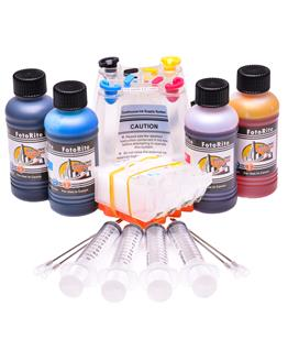 Ciss for Canon IX5000, dye ink