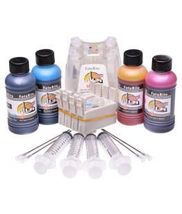 Ciss for Epson C84, dye ink