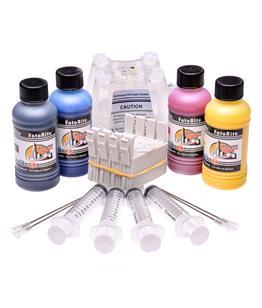 Ciss for Epson CX4600, pigment ink