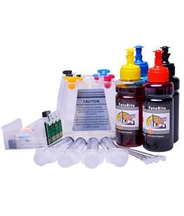 Ciss for Epson XP-302, dye and pigment ink