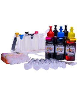 Ciss for Canon MG5550, dye and pigment ink