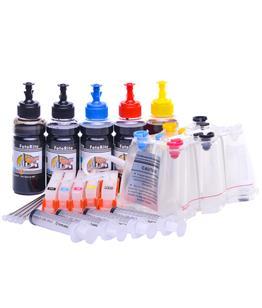Ciss for HP Photosmart C310a, dye ink