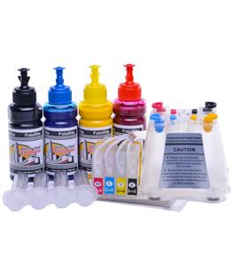 Ciss for HP Officejet Pro 8600e, pigment ink