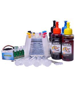 Ciss for Epson WF-2650DWF, dye ink