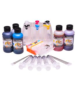 Ciss for Canon MG7720, dye and pigment ink