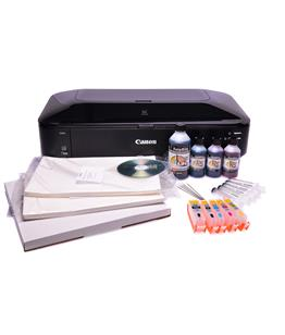 Canon IX6850 A3 Edible ink printer -  Edible starter kit 50 wafer - 20 Deco Royal Icing