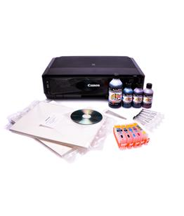 Canon IP7250 Edible ink printer -  Edible starter kit 50 wafer