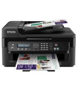 Continuous ink system - printer bundle for the Epson WF-2520NF A4 printer