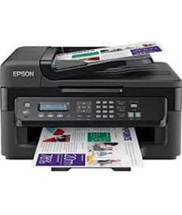 Continuous ink system - printer bundle for the Epson WF-2530WF A4 printer