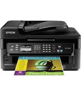 Continuous ink system - printer bundle for the Epson WF-3540DTWF A4 printer