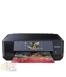 Continuous ink system - printer bundle for the Epson XP-710 A4 printer