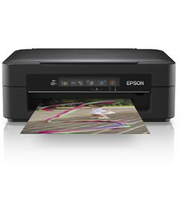 Continuous ink system - printer bundle for the Epson XP-225 A4 printer
