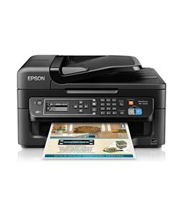 Continuous ink system - printer bundle for the Epson WF-2630 A4 printer