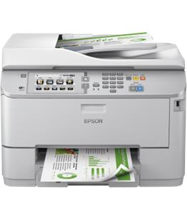 Continuous ink system - printer bundle for the Epson WF-5690DWF A4 printer