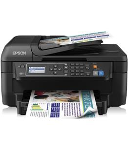 Continuous ink system - printer bundle for the Epson WF-2650DWF A4 printer