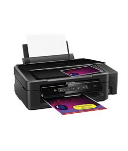 Continuous ink system - printer bundle for the Epson L365 Eco Tank L355 Upgrade A4 printer