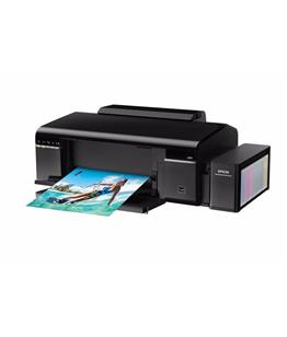 Continuous ink system printer bundle for the Epson L805 Eco Tank A4 printer