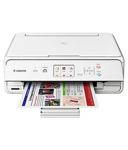 Continuous ink system - printer bundle for the Canon TS5051 A4 printer