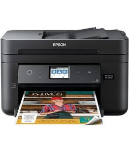 Continuous ink system printer bundle for the Epson XP-345 A4 printer