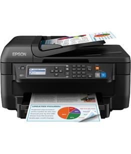 Continuous ink system - printer bundle for the Epson WF-2750DWF A4 printer