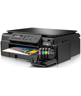 Continuous ink system - printer bundle for the Brother DCP-J105 A4 printer