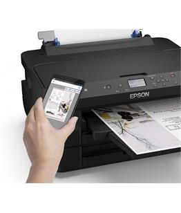 Continuous ink system - printer bundle for the Epson WF-7210DTW A3 printer
