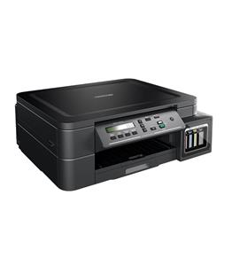 Continuous ink system printer bundle for the Brother DCP-T310 Refill Tank System - A4 printer
