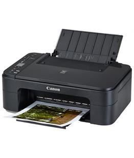Refillable ink cartridge - printer bundle for the Canon TS3350 A4 printer