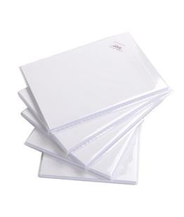 A4 180gsm glossy coated paper 25 sheets