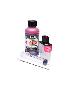 Refillable LC-900M Magenta Cheap printer cartridges for Brother DCP-340CN LC900M dye ink