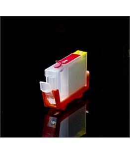 Empty Refillable BCI-6M Magenta Cheap printer cartridges for Canon Pixma IP4000 4707A002