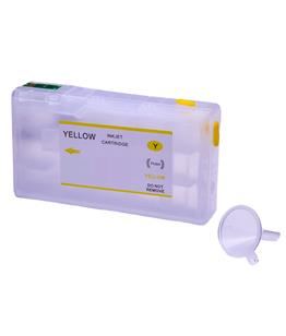 Empty Refillable T7034 Yellow Cheap printer cartridges for Epson WP-4545DTWF C13T70344010