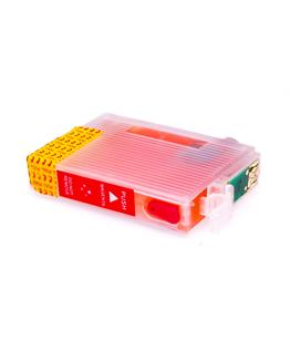 Magenta printhead cleaning cartridge for Epson Stylus R1400 printer