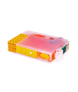 Yellow printhead cleaning cartridge for Epson Stylus PX650 printer