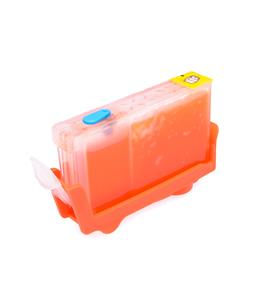 Cyan printhead cleaning cartridge for Canon Bubble Jet I550 printer