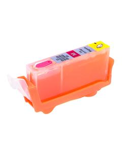 Magenta printhead cleaning cartridge for Canon Pixma MX860 printer