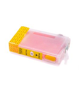 Yellow printhead cleaning cartridge for Epson WF-2530wf printer