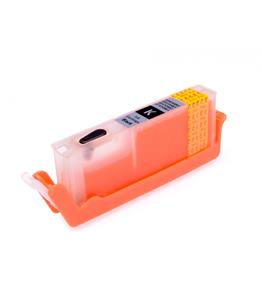 Black printhead cleaning cartridge for Canon Pixma MG6350 printer