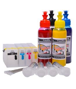 Refillable pigment Cheap printer cartridges for Canon MB2755  PGI-1500XL BK/C/M/Y Multipack