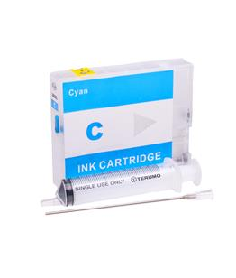 Empty Refillable PGI-2500XL-C Cyan Cheap printer cartridges for Canon MB5150 9265B001AA