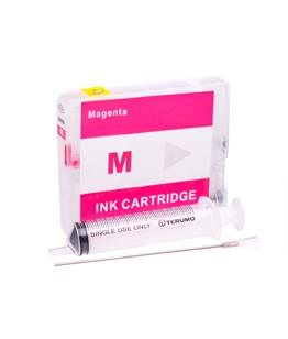 Empty Refillable PGI-2500XL-M Magenta Cheap printer cartridges for Canon MB5450 9275B001AA