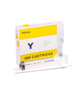 Empty Refillable PGI-2500XL-Y Yellow Cheap printer cartridges for Canon MB5455 9285B001AA