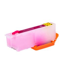 Magenta printhead cleaning cartridge for Epson XP-6100 printer