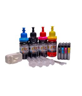 Refillable LC3211 Multipack Cheap printer cartridges for Brother DCP-J772DW LC dye ink