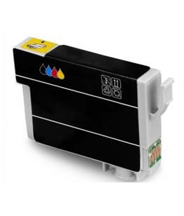 Epson WF-3720DWF High Capacity Compatible T3471 Black ink cartridge C13T34714010