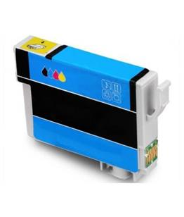 Epson WF-2850DWF High Capacity Compatible 603 Cyan ink cartridge 603XL